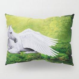 Pegasus By The Stream Pillow Sham
