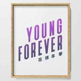 BTS ! Young Forever Serving Tray