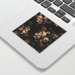 Midnight Garden XIV Sticker