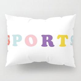 Sports Pillow Sham