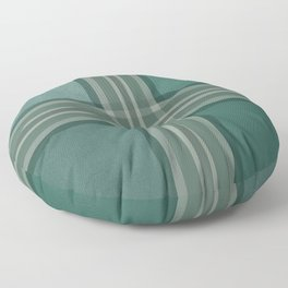 Shades of green Floor Pillow