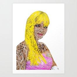 people 2 Art Print