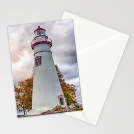 Marble-head Lighthouse Stationery Cards