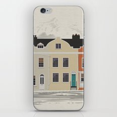 Lombard St. Portsmouth iPhone & iPod Skin
