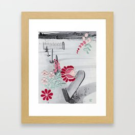 In Peace #2 Framed Art Print