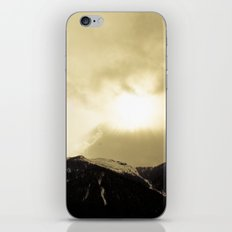 To the Heavens iPhone Skin