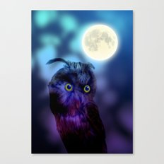 Nightshift Canvas Print