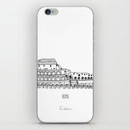 Roma iPhone Skin
