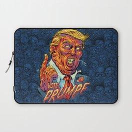 Trump Zombie Laptop Sleeve