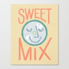 Sweet Mix Canvas Print