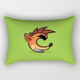 36DOT/C Rectangular Pillow