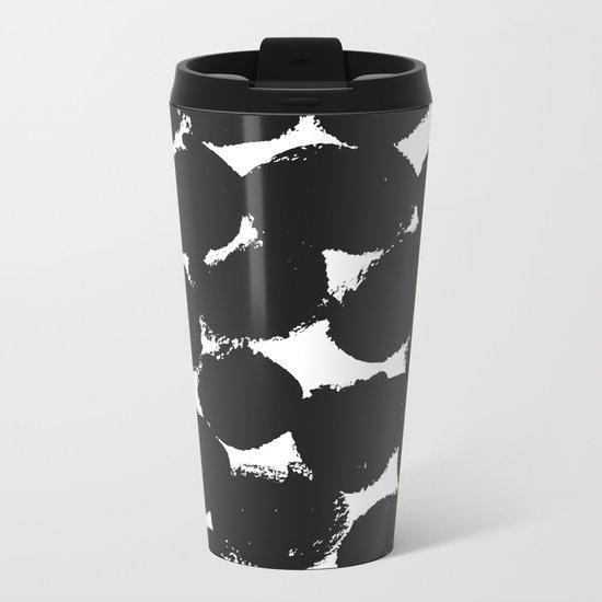 A011 Metal Travel Mug