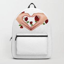 hand_heart Backpack