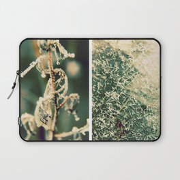 A Touch of Frost Laptop Sleeve