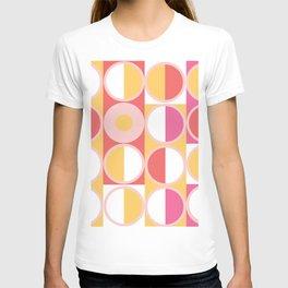 Circles In Squares T-shirt