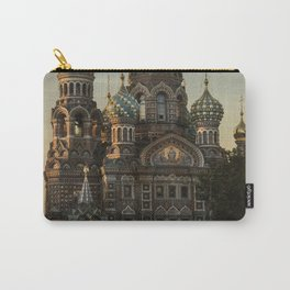 Church of the Savior on Blood Carry-All Pouch