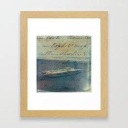 365 giorni d'inverno Framed Art Print
