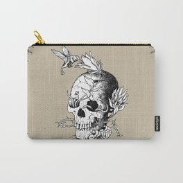 Skull one A Carry-All Pouch