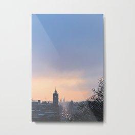 Edinburgh, Scotland Metal Print