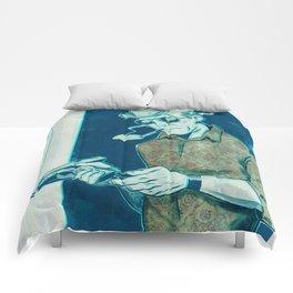 "Hunter S. Thompson ""Gonzo"" Comforters"
