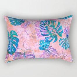 Kona Tropic Coral Rectangular Pillow