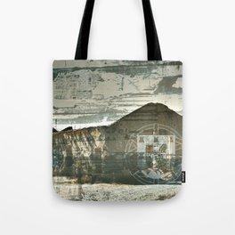 Algarve Portugal Old Home Tote Bag