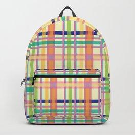 Gumball Wonder Plaid Backpack