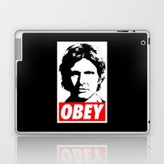Obey Han Solo - Star Wars Laptop & iPad Skin
