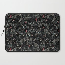 Wolf Pack Pattern Laptop Sleeve