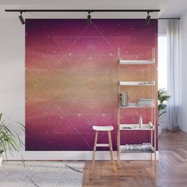 Stardust Wall Mural