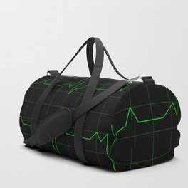 Normal Heart Rhythm Duffle Bag