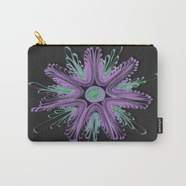 Neon night quilling flower Carry-All Pouch