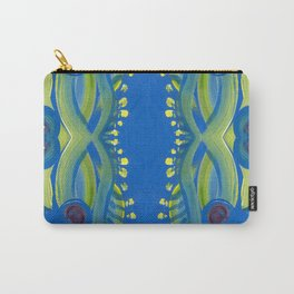 Transitions - Waves of Temporary Tranquility Carry-All Pouch