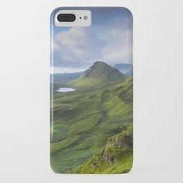 Up in the Clouds II iPhone Case