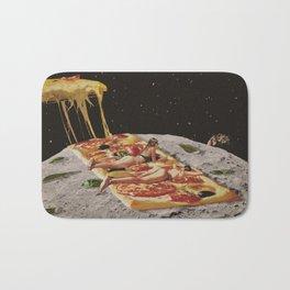Sexy pizza Bath Mat