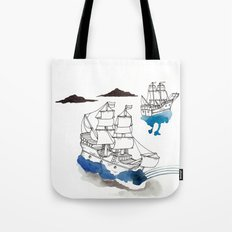 Two Lives Tote Bag