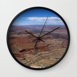 Grand Canyon View From Navajo Point Wall Clock
