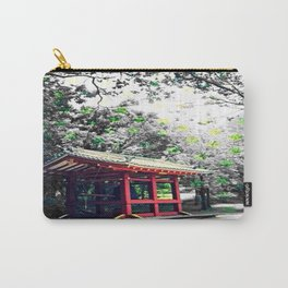 The Bell Temple Carry-All Pouch