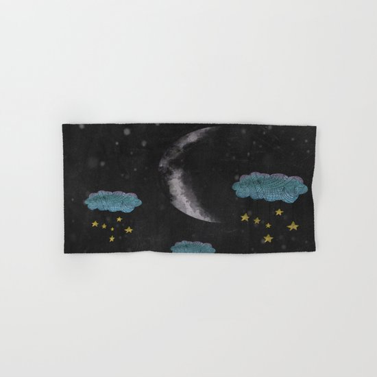 Moon over my hammy Hand & Bath Towel