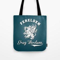 Dragon Age - Ferelden Grey Wardens Tote Bag