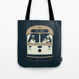 Urban Fae — TTC Streetcar Tote Bag