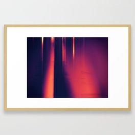 Effulgent Artifact Framed Art Print