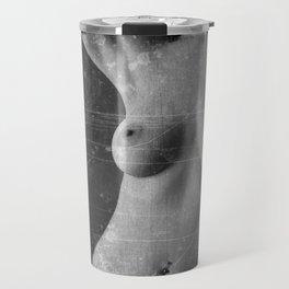 Distressed Nude Travel Mug