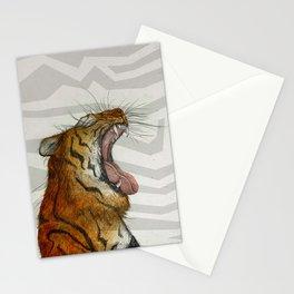 Liger / Fire Stationery Cards