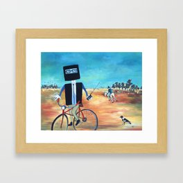 Jack Smart Framed Art Print