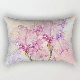 Angel Iris - Pure of Heart Rectangular Pillow