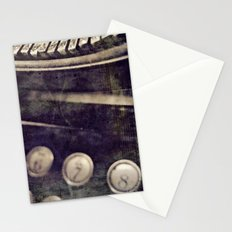 creation of a word Stationery Cards