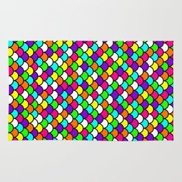 Scales Colors Rug