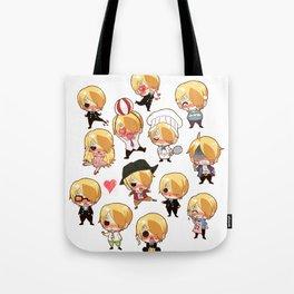 Sanji-kun Tote Bag