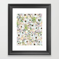 Subtleness #society6 #decor #buyart Framed Art Print